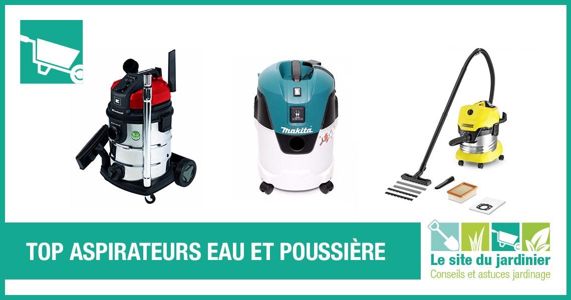 Aspirateur eau et poussière et accessoire de nettoyage Top
